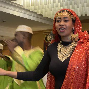 Nubian Troupe